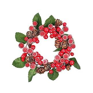 LIOOBO-DIY-Tannenzapfen-Haw-Garland-Hanging-Leaf-Garland-fr-Weihnachten-Home-Wedding-Store