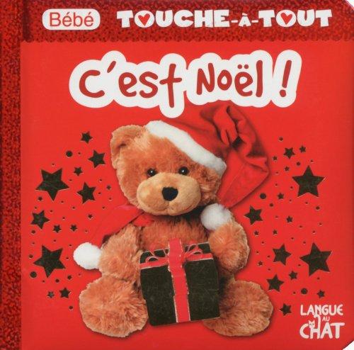 Bébé touche-à-tout - C'est Noël !