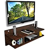 "A10 Shop Sigma Neo TV Unit Display Storage Cabinet (32"" Wide/ Wenge Finish)"