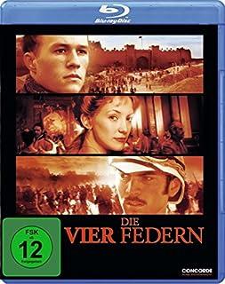 Die vier Federn [Blu-ray]