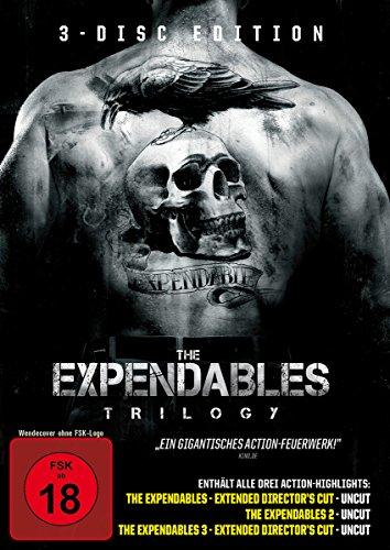 Bild von The Expendables Trilogy [3 DVDs]