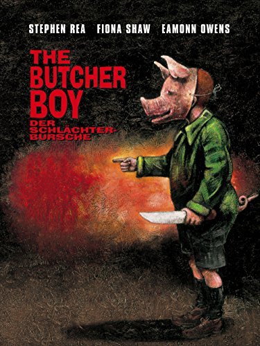 The Butcher Boy - Der Schlächterbursche (1998) Cover