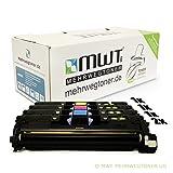 5x MWT Remanufactured Toner für HP Color LaserJet 2550 2820 2840 LN AIO L N ersetzt Q3960A-63A