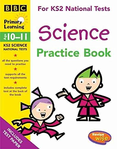 [Revisewise Practice Book Science] (By: BBC Active) [published: July, 2005]