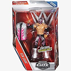 WWE Elite Series 44 Action Figure - Sin Cara by Wrestling