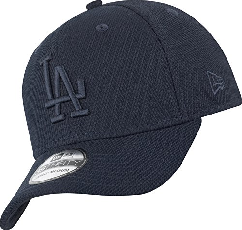 New Era Stretch Diamond 39Thirty Cap LA DODGERS Dunkelblau, Size:L/XL