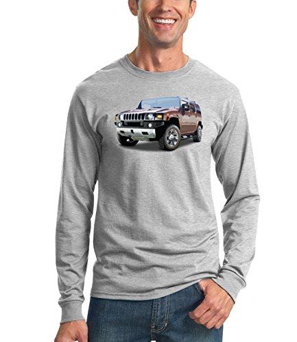 billion-group-suv-truck-american-muscle-fast-car-club-mens-unisex-sweatshirt-grigio-small