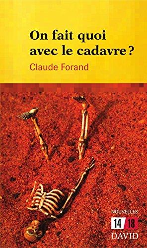Lire un On fait quoi avec le cadavre? pdf, epub ebook