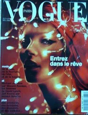 VOGUE PARIS - ENTREZ DANS LE REVE - 823