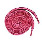 Fat Laces flache Schnürsenkel 15 und 20mm breit auch Neonfarben (15 mm, pink)