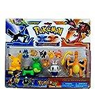 #10: AZi Pokemon XY Flashfire series Characters 10 Pcs set