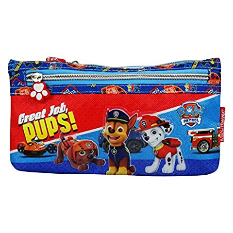 Paw Patrol Rescue Make Up Cosmetic Pouch Pencil Case Pen Holder