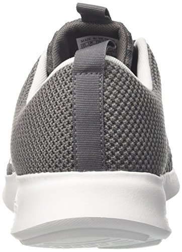 adidas Herren Cloudfoam Swift Racer Laufschuhe, Grau (Grey Four/Core Black/Footwear White 0), 46 EU - 2
