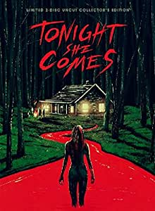 Tonight She Comes - Mediabook - Limitierte Uncut Collector's Edition auf 666 Stück  (+ DVD) [Blu-ray]