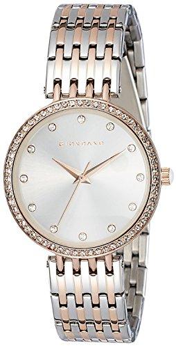 Giordano Analog Silver Dial Women's Watch - A2045-66