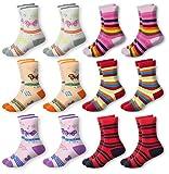 12er Pack M-Mala warme Kinder Socken (27-30, 12er Pack Mix)