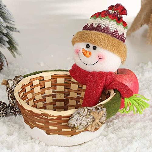 Candy Baby Kostüm - Mitlfuny Christmas,Weihnachtsdekoration,Christmas Decorations,Christmas Vacation,Frohe Weihnachten Candy Ablagekorb Dekoration Weihnachtsmann Ablagekorb