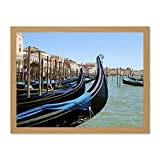 This is a new and high-quality framed art print. Print and frame. The full size of the framed print is: 51 x 66 cm (20 x 26 inch) We use superior grade materials and the latest printing technology to create our products. Our contemporary, stylish, Br...