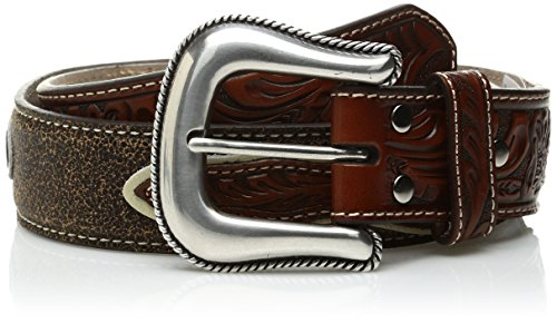 Nocona Men's Pro Cowboy Prayer, Tan, 36 - Nocona Concho