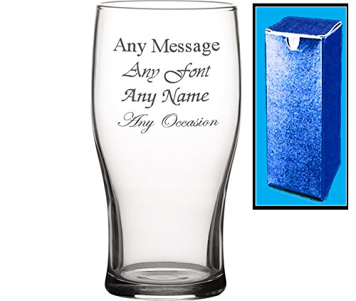 Personalised-Engraved-Pint-Glass-Fathers-Day-Birthday-Best-Man-Usher-Stag-Party
