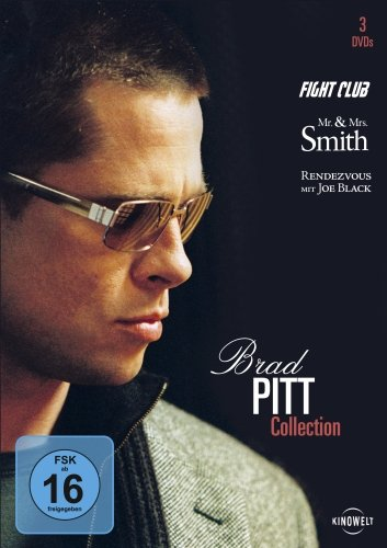 Brad Pitt Collection [3 DVDs]