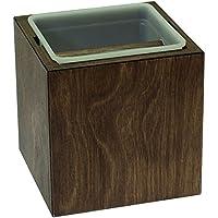 Knock Box classic brown