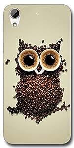 SEI HEI KI Designer Back Cover For HTC Desire 626 - Multicolor