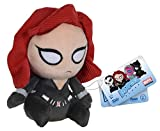 Funko - Peluche Marvel Civil War - Black Widow Mopeez 11cm - 0849803086206