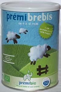 Lait de brebis Prémi-Brebis (au bifidus maternis) dès 4 mois, 900 gr., de Prémibio