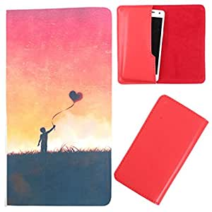 DooDa - For HTC Desire U Dual Sim PU Leather Designer Fashionable Fancy Case Cover Pouch With Smooth Inner Velvet