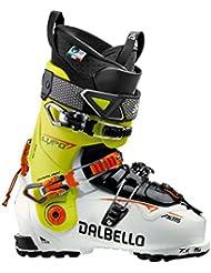 Dalbello Lupo–AX 115botas de esquí para hombre, hombre, blanco/negro