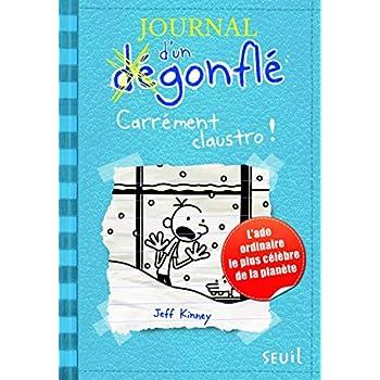 Journal d'un dégonflé - tome 6 Carrément Claustro (6)