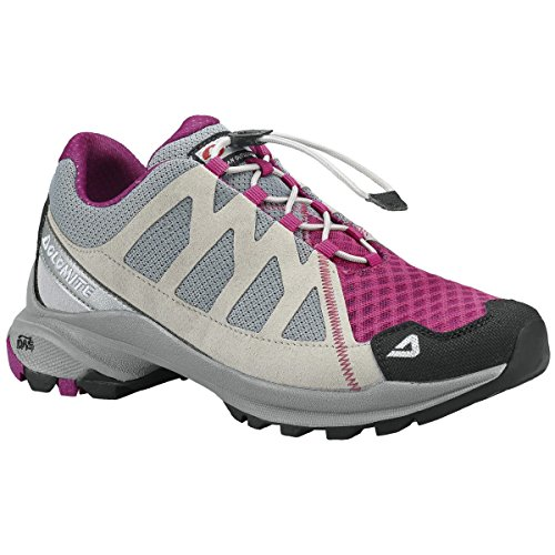 Dolomite, Chaussures montantes pour Homme Dove Grey/Magenta Pink