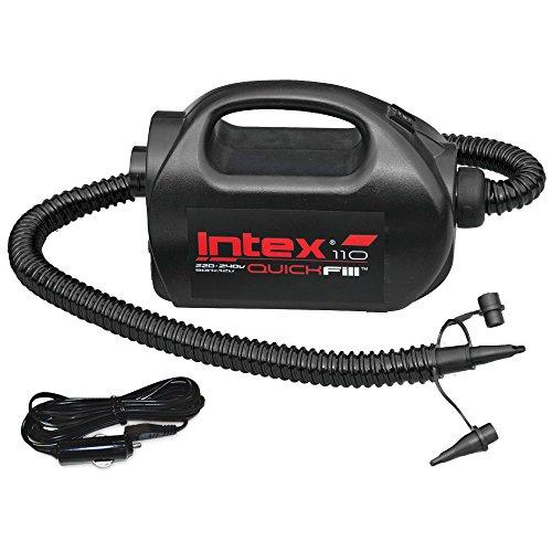 INTEX 68609 - BOMBA ELECTRICA  220 -2 40 V  12 V  PARA INTERIOR Y EXTERIOR