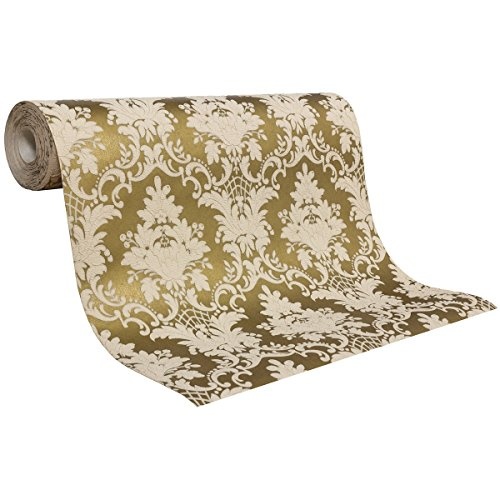 Barock CRASH Tapete Charisma 03872-20 gold beige