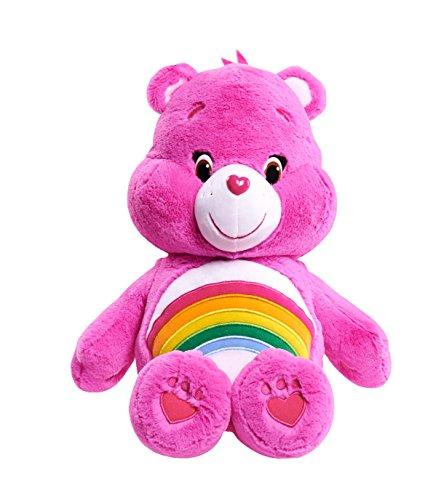 Just Play Care Bears Cheer Jumbo Plush by Just Play - Jumbo Care Bears