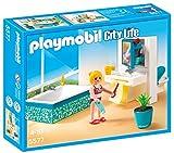 Playmobil Mansión Moderna de Lujo - Playset baño (5577)