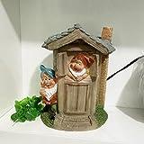 Lumières de cadeau de Noël, personnalisé créatif petit cristal vert sel lampe, salon chambre lampe de chevet