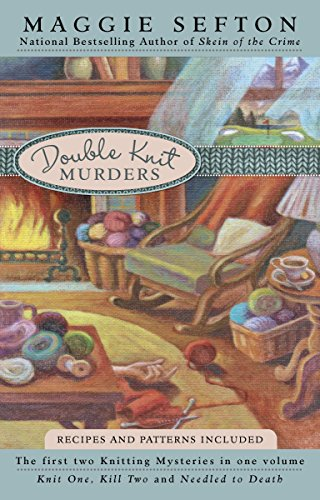Double Knit Murders (Knitting Mysteries, Nos. 1 and 2) (Womens Double-knit)