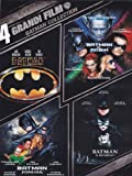 4 grandi film - Batman collection