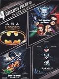 4 grandi film - Batman collection