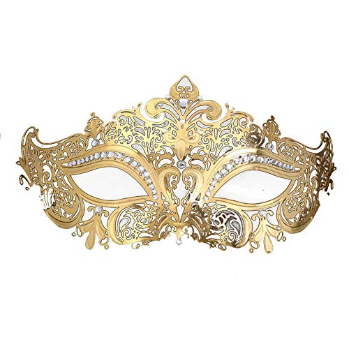 LS Venetian Paar Maskerade Halloween Kostüm Maske Für Alle Arten Von Tanz Geeignet (Halloween-kostüme Arten Von Alle)