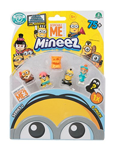 21 - 6 Minion, 2.5 cm (Despicable Me Minion Hat)