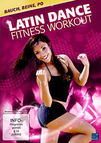 Latin Dance Fitness Workout – Bauch, Beine, Po