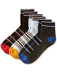 Arrow Men's Ankle Socks (Pack of 3)