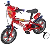 Disney Cars Kinder-Fahrrad, Kinder, Cars, rot, 12