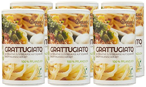 Vantastic Foods Grattugiato, 6er Pack (6 x 60 g) - 2