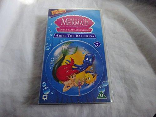 Ariel's Adv-Ballerina [VHS]