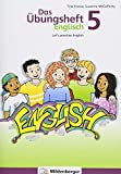 Das Übungsheft Englisch 5: Let's practice English - Tina Kresse, Susanne McCafferty