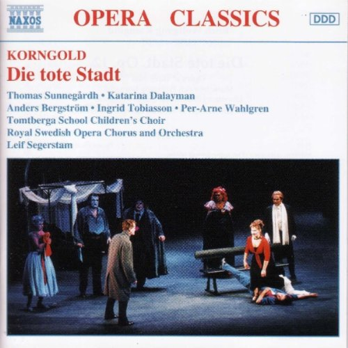 Die tote Stadt (The Dead City), Op. 12: Act II: Schaume, schaume